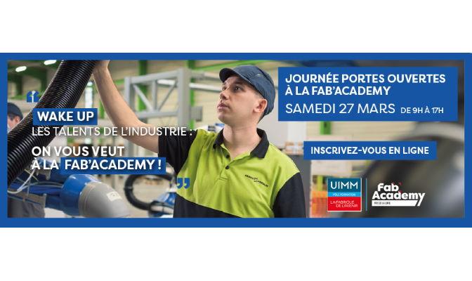Portes ouvertes Fab Academy
